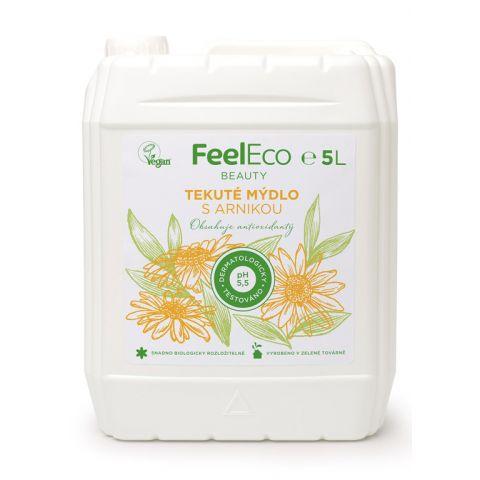 Tekuté mýdlo s Arnikou Feel Eco 5l