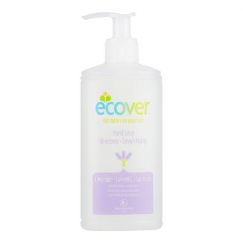 Tekuté mýdlo s levandulí a aloe Ecover 250 ml