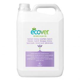 Tekuté mýdlo s levandulí a aloe Ecover 5 l