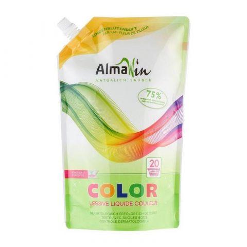 Tekutý prací prostředek Color Almawin 1,5l