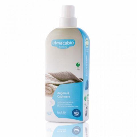 Tekutý prací prostředek na vlnu pro praní v ruce i pračce Almacabio 1 l