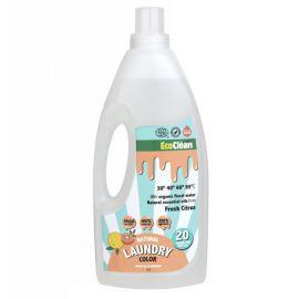 Tekutý prací prostředek Svěží citrus Eco Clean 1,5 L