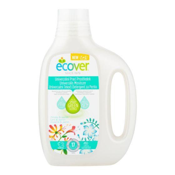 ECOVER Tekutý prostředek na praní Zimolez a jasmín 850 ml