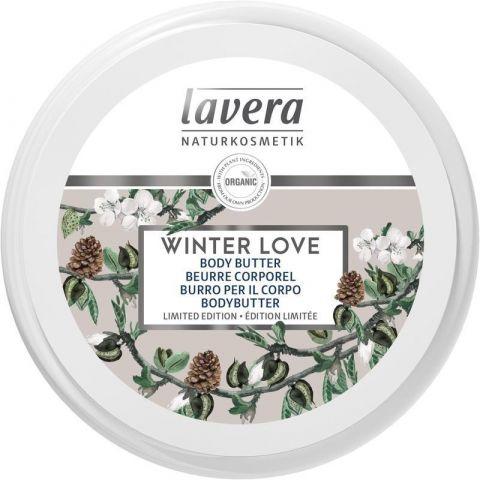 Tělové máslo Zimní pohlazení Lavera 150ml