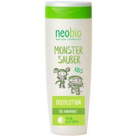 Tělové mléko Bio Karite máslo & Mandlový olej Kids Neobio 250ml