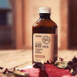 Tělové mléko Jasmín Sportique 200ml