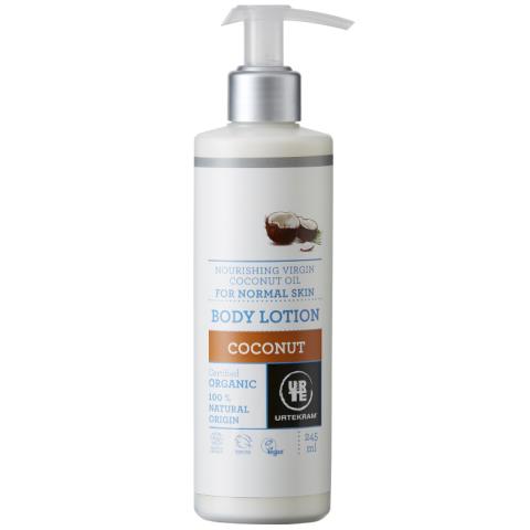 Tělové mléko Kokosové BIO Urtekram 245ml