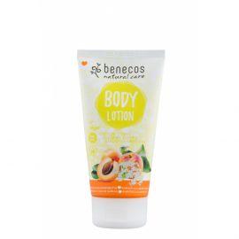 Tělové mléko meruňka a bezinkový květ Benecos 150ml