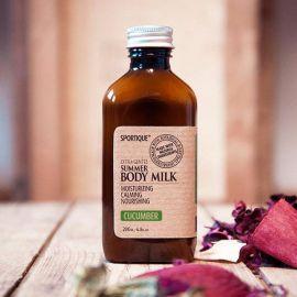 Tělové mléko Okurka Sportique 200ml