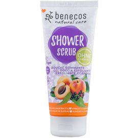 Tělový Peeling meruňka a bezinka Benecos 200ml