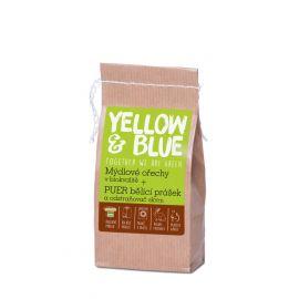 Testovací sada (ořechy,pytlíček,bělící prášek) Yellow & Blue 1ks