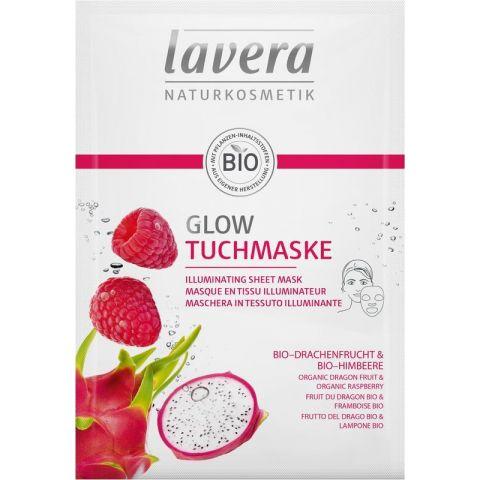 Textilní maska rozjasňující Lavera 21 ml
