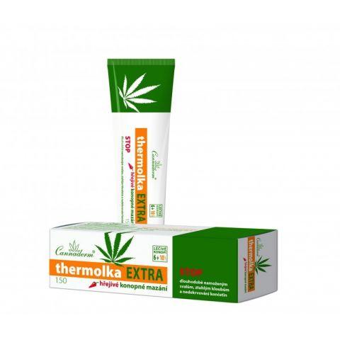 Thermolka EXTRA Cannaderm 150 ml