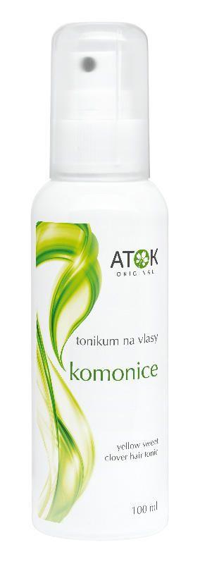 Tonikum na vlasy Komonice Atok