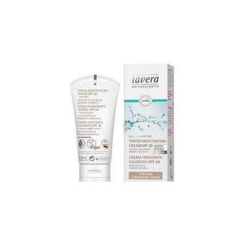 Tónovací hydratační krém Basis - světlý Lavera 50 ml