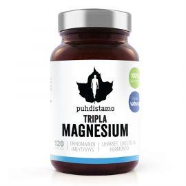 Triple Magnesium (Hořčík) Puhdistamo 120 kapslí