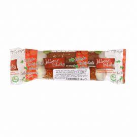 Trubičky jablečné s jogurtem  24g