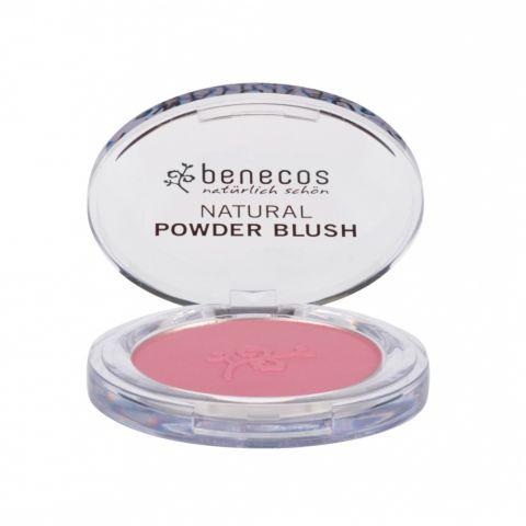 Tvářenka - Mallow rose BIO, VEG Benecos 5,5g