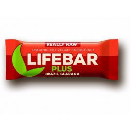 Tyčinka Guarana a Brazil BIO  Lifebar PLUS  47g