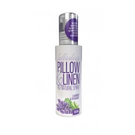 Uklidňující a relaxační sprej na polštář a textil s levandulovým a bergamotovým esenciálním olejem Deoguard 100 ml