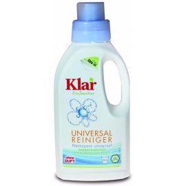 Univerzální čistič do domácnosti bez vůně  KLAR  500 ml