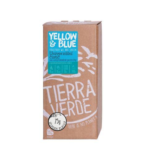Univerzální čistič z mýdlových ořechů Tierra Verde 2 l