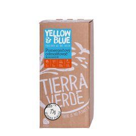 Univerzální pomerančový čistič - odmašťovač - koncentrát Yellow & Blue 2 l