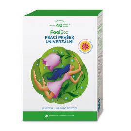 Univerzální prací prášek Feel Eco 600g