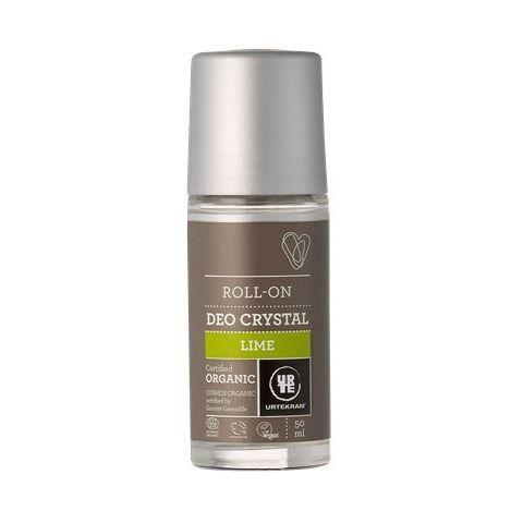 Deodorant roll on Limeta Urtekram 50ml BIO