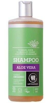 Urtekram Šampón Aloe vera 500ml BIO