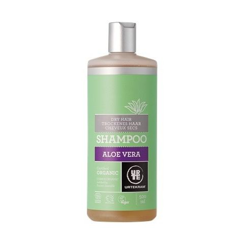 Šampón Aloe vera na suché vlasy Urtekram 500ml BIO