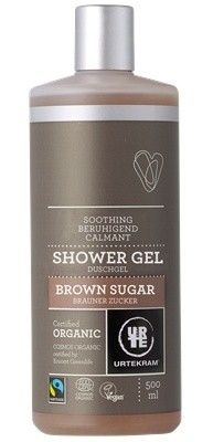 Urtekram Sprchový gel brown sugar 500ml BIO