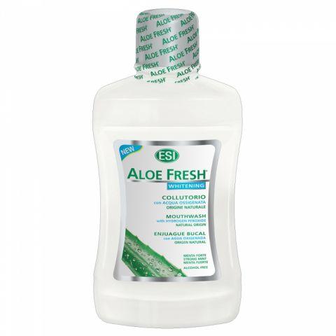 Ústní voda aloe vera bělící Esi 500 ml