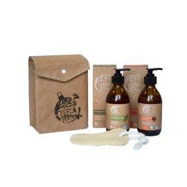Vánoční balíček – Kosmetika (papírový sáček 3 ks) Tierra Verde