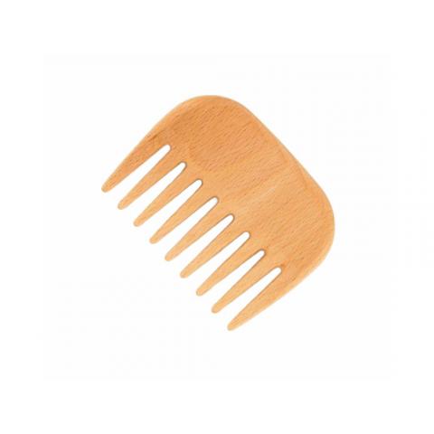Vlasový hřeben z FSC certif. bukového dřeva - afro Förster´s