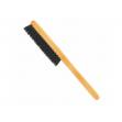 Vlasový kartáč z certif. bukového dřeva s kančími štětinami - oválný Förster´s