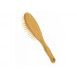 Vlasový kartáč z certif. bukového dřeva se špičatými dřevěnými ostny - velký Förster´s