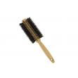 Vlasový kartáč z FSC certif. bukového dřeva - s kančími štětinami - kulatý, prům. 6 cm Förster´s