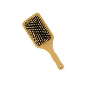 Vlasový kartáč z FSC certif. bukového dřeva - se špičatými dřevěnými ostny - největší Förster´s