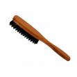 Vlasový kartáč z hruškového dřeva s kančími štětinami - oválný Förster´s