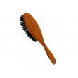 Vlasový kartáč z hruškového dřeva - s kančími štětinami - velký Förster´s