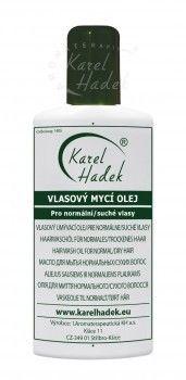 Vlasový mycí olej pro suché vlasy Hadek velikost: 500 ml