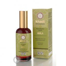 Vlasový olej AMLA pro zdraví a lesk vlasů Khadi 100ml