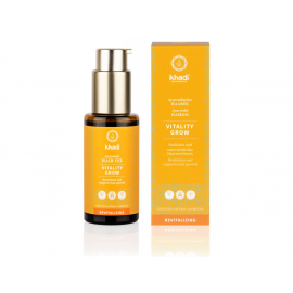 Vlasový olej Vitalita růst Khadi 50 ml