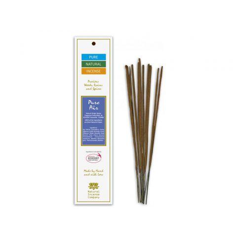 Vonné tyčinky Pure - Čistý vzduch Natural Incense 10 ks