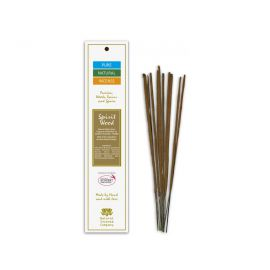 Vonné tyčinky Pure - Duch dřeva Natural Incense 10 ks