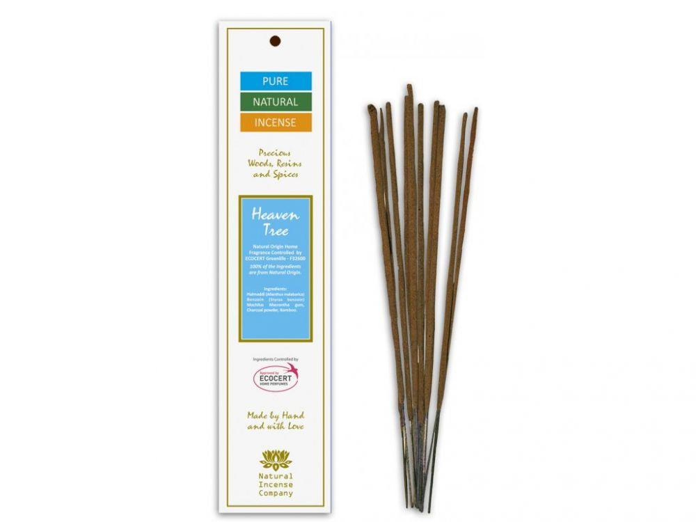 Natural Incense Vonné tyčinky Pure - Nebeský strom 10ks
