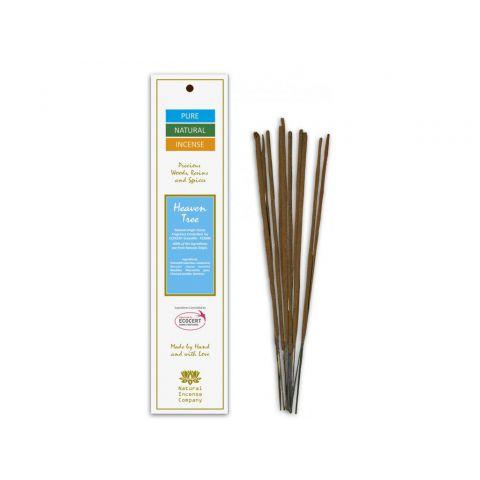 Vonné tyčinky Pure - Nebeský strom Natural Incense 10 ks