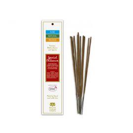 Vonné tyčinky Pure - Vzácné kadidlovníky Natural Incense 10 ks