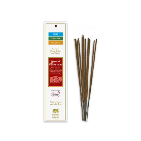 Vonné tyčinky Pure - Čtyři kadidlovníky Natural Incense 10 ks